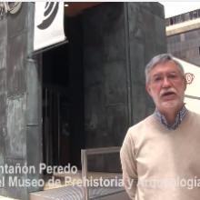 SU DIRECTOR PRESENTA EL MUSEO